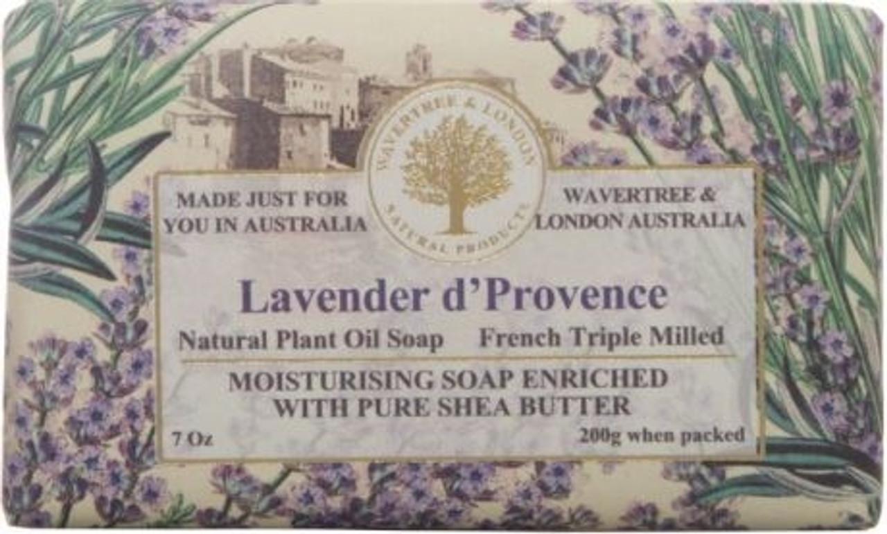 Wavertree & London Luxury Soap - Lavender D'Provence