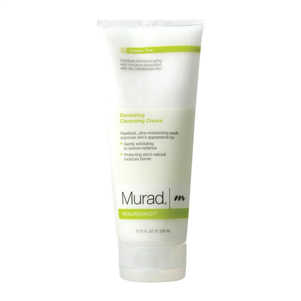 Murad Renewing Cleansing Cream 6.75 oz
