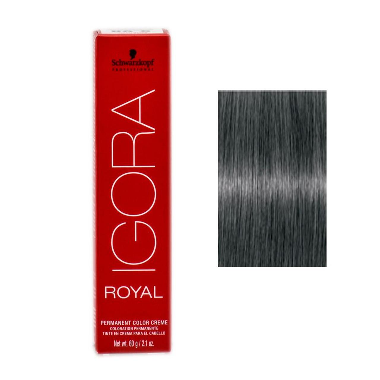 Igora 9.5-22 Color