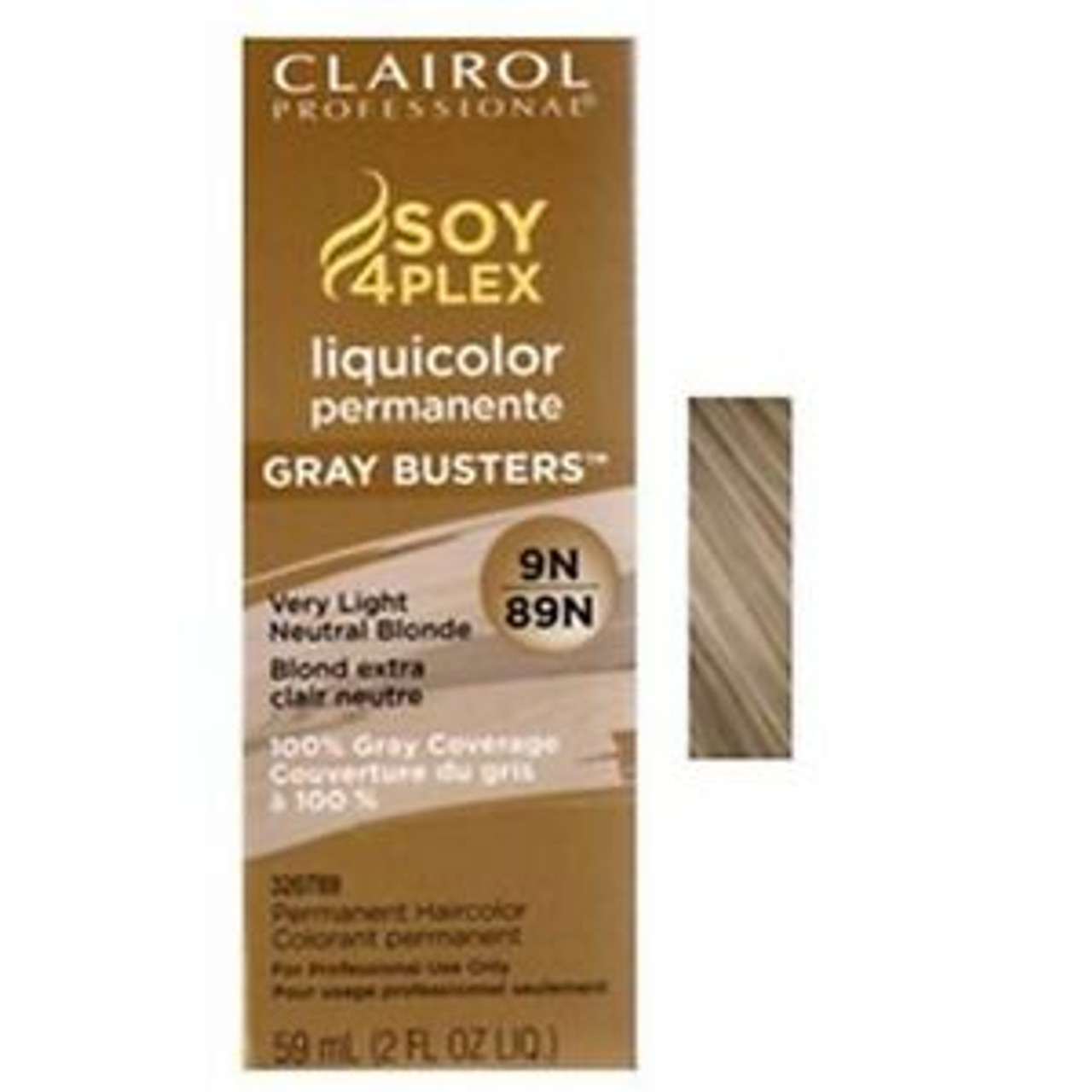 Clairol 89N Lightest Neutral Blonde