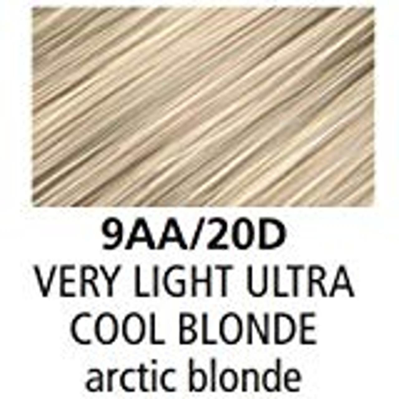 Clairol Color 20D Arctic Blonde
