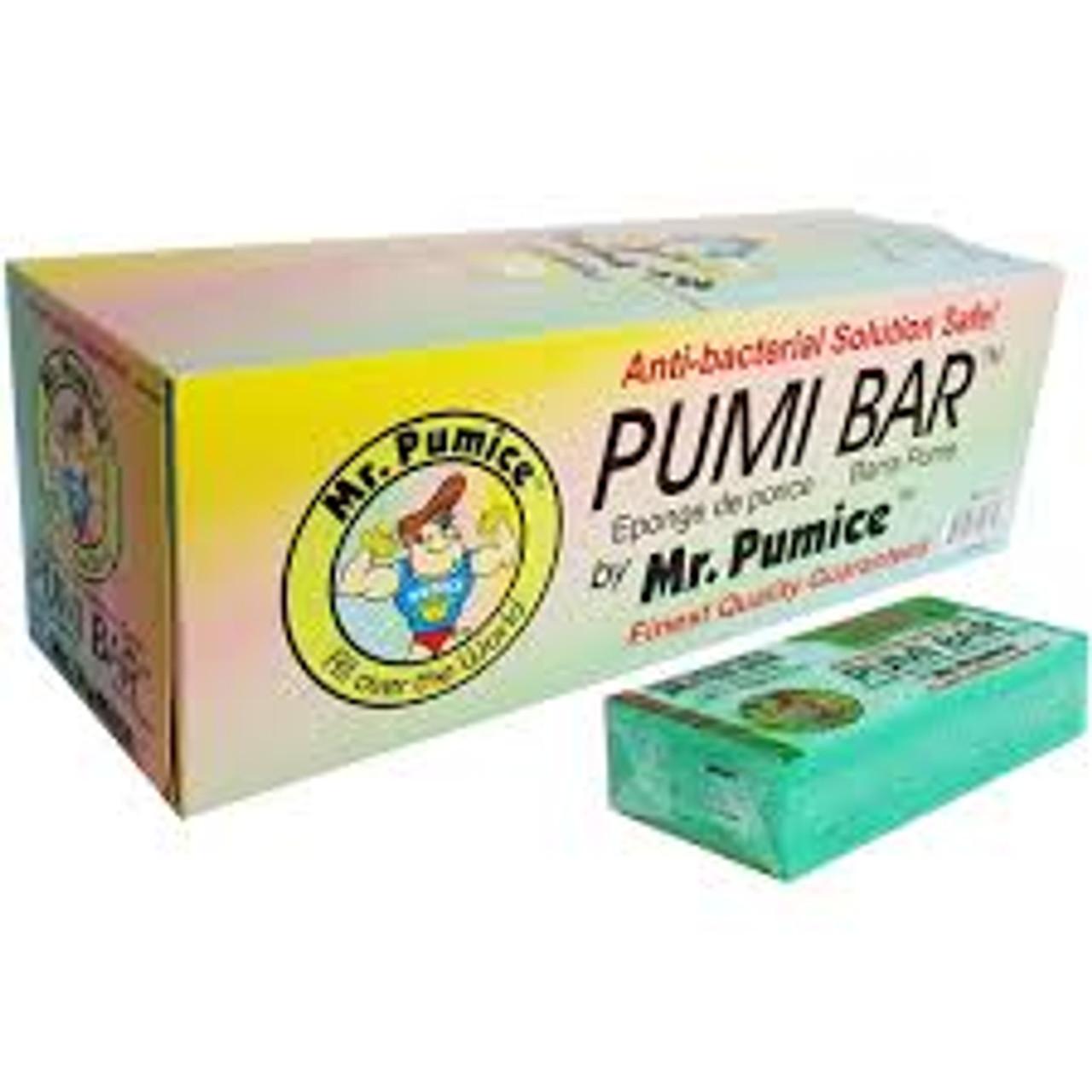 Mr Pumice Pumice Bar