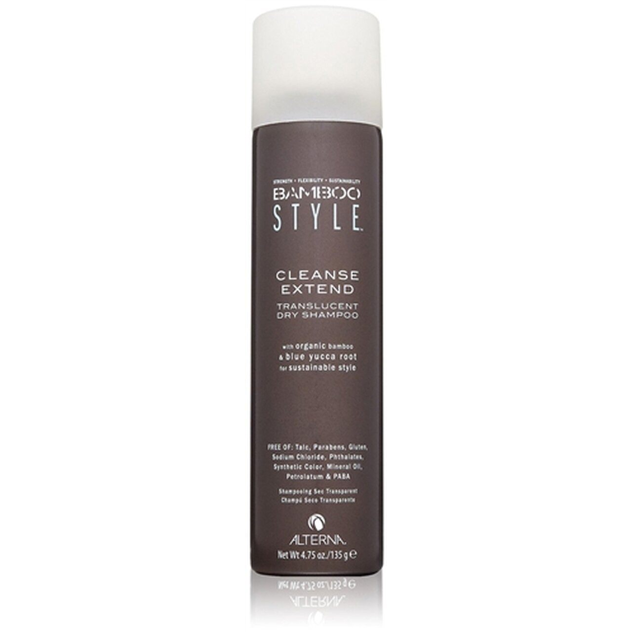 Alterna Bamboo Cleanse Extend Translucent Shampoo
