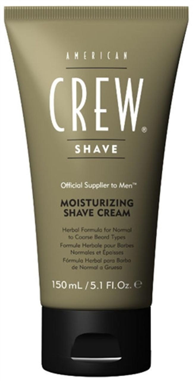 American Crew Moisturizing Shave Cream 5.1 oz
