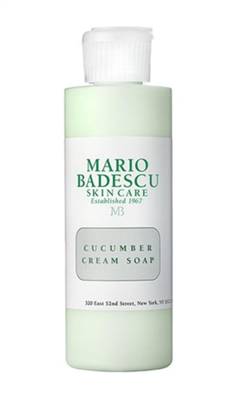 Mario Badescu Cucumber Cream Soap - 16 OZ