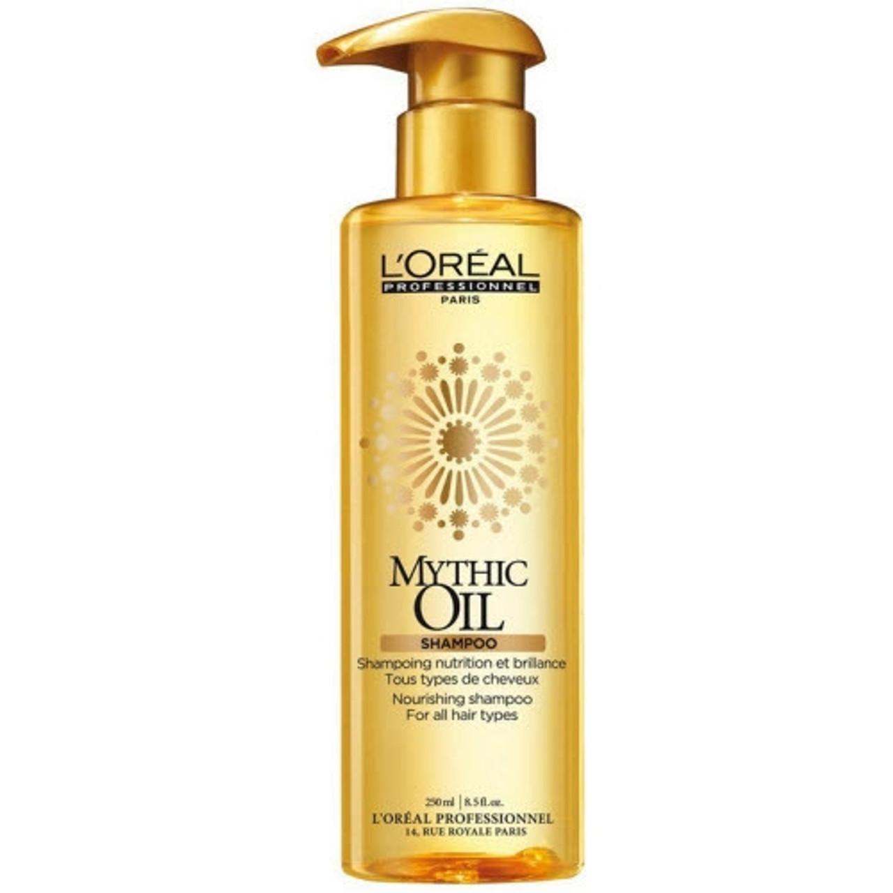 L'Oreal Mythic Oil Shampoo 8.5oz