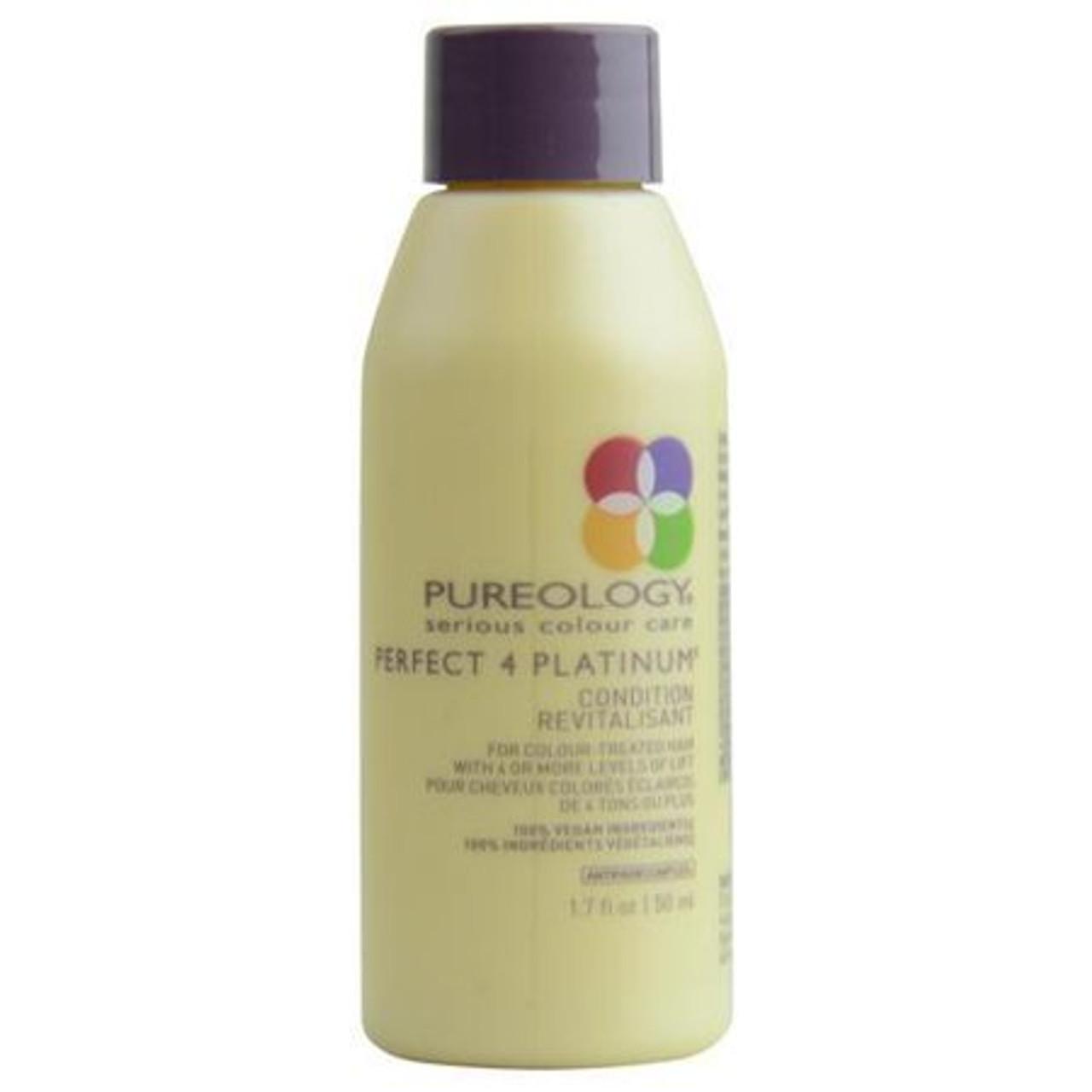 Pureology Perfect 4 Platinum Condition 1.7 oz