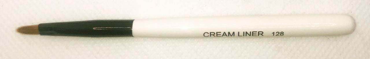 Cream Liner Brush