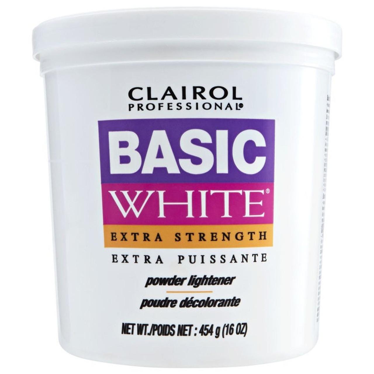 Clairol Basic White Powder Bleach 1 lb