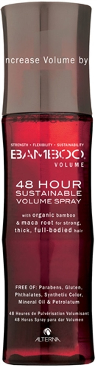 Alterna Bamboo Volume Sustainable Hold Spray