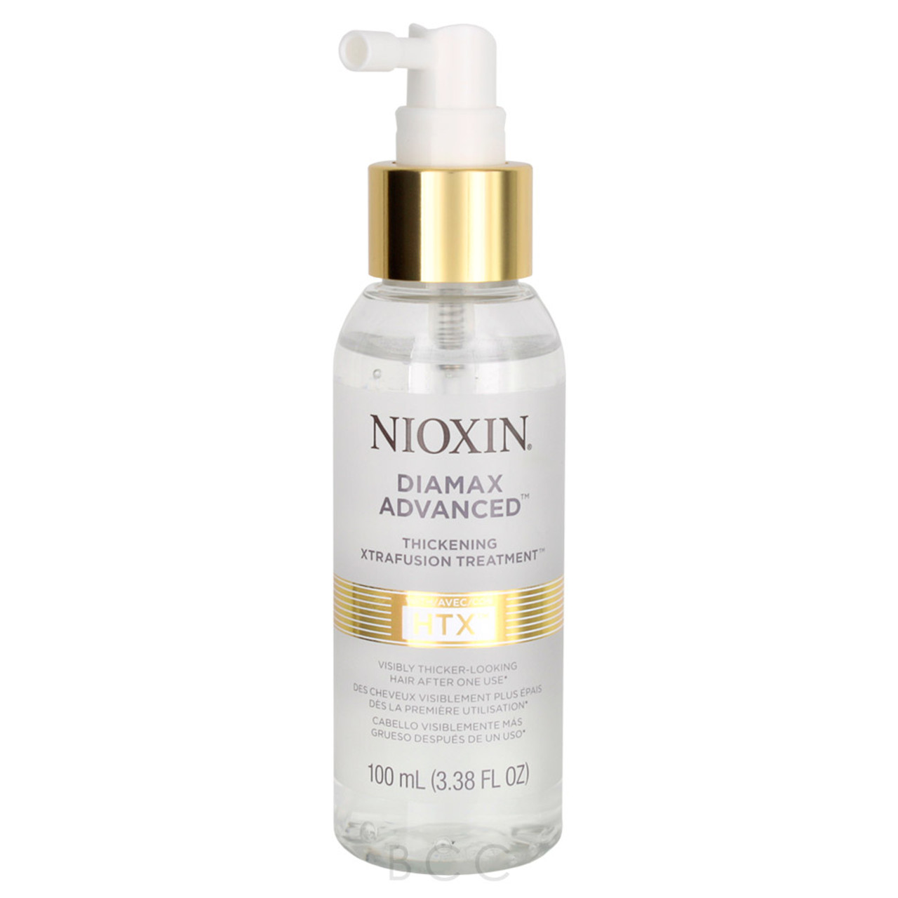Nioxin Diamax Advanced Treatment 3.4 oz