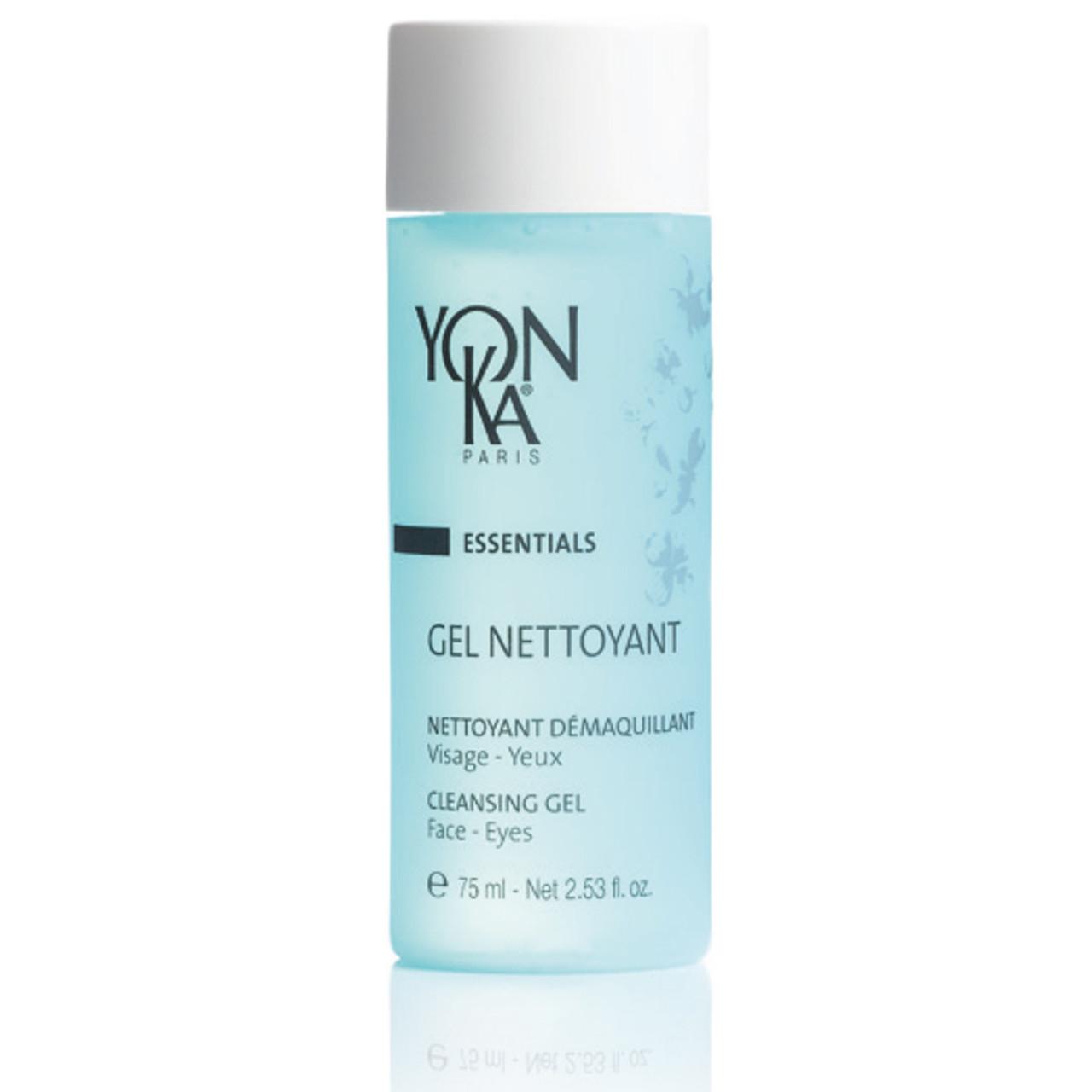 Yon-ka Cleansing Gel Nettoyant - 2 OZ