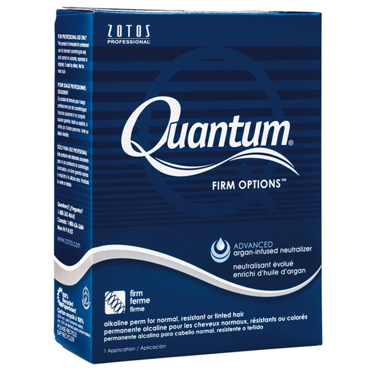 Quantum Firm Buffered Alkaline