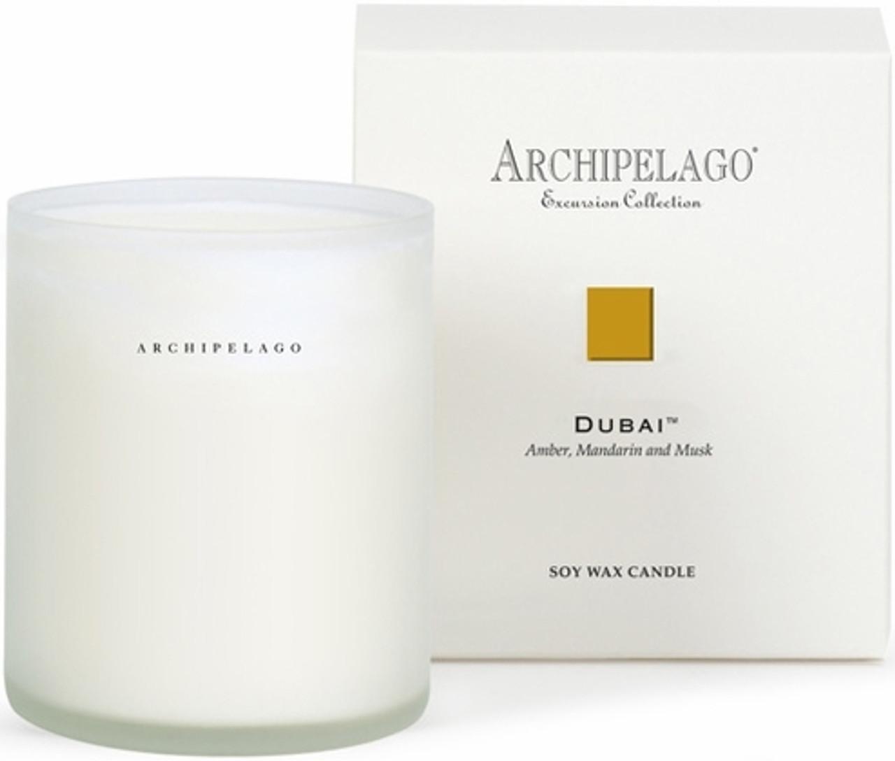 Archipelago Dubai Soy Candle