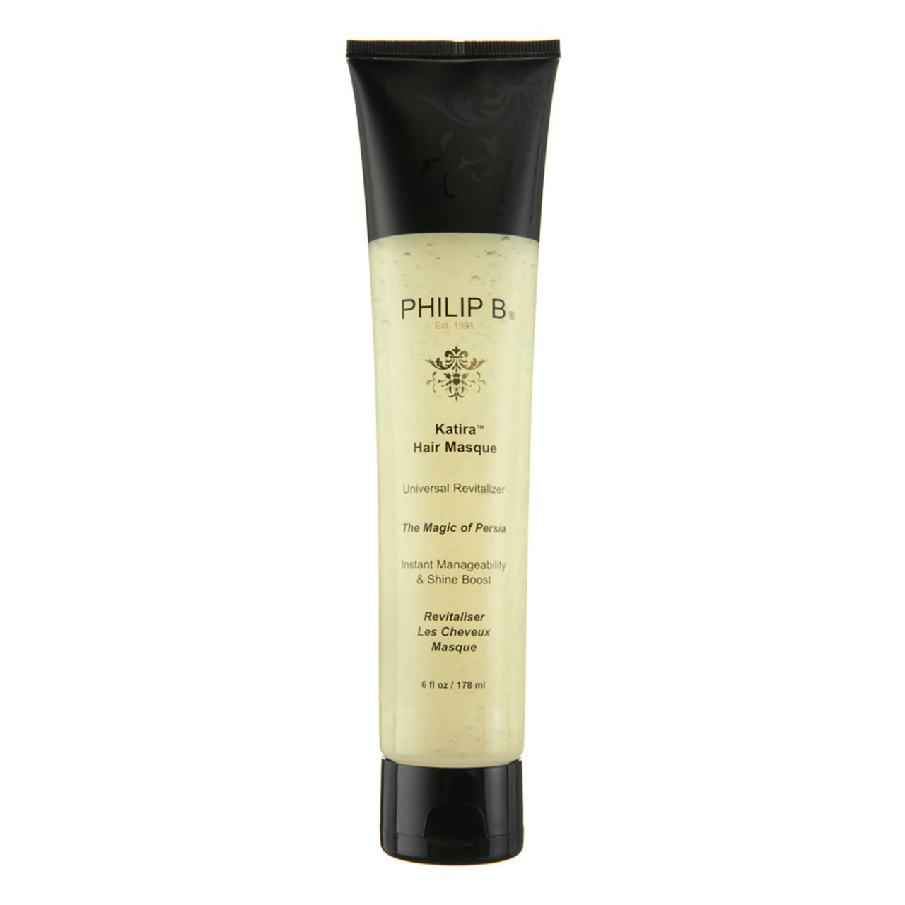 Philip B Katira Hair Masque 6 oz