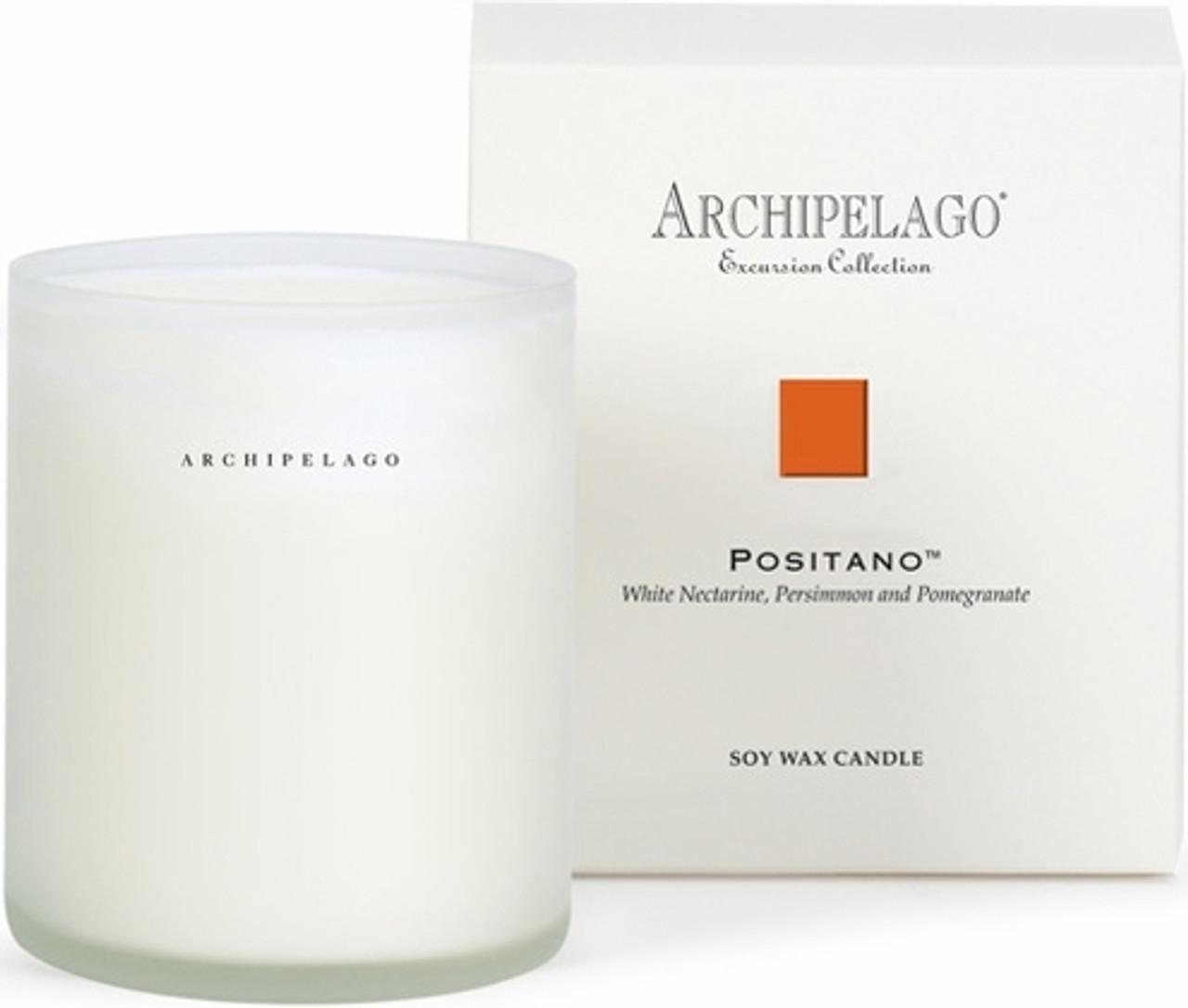 Archipelago Positano Soy Candle