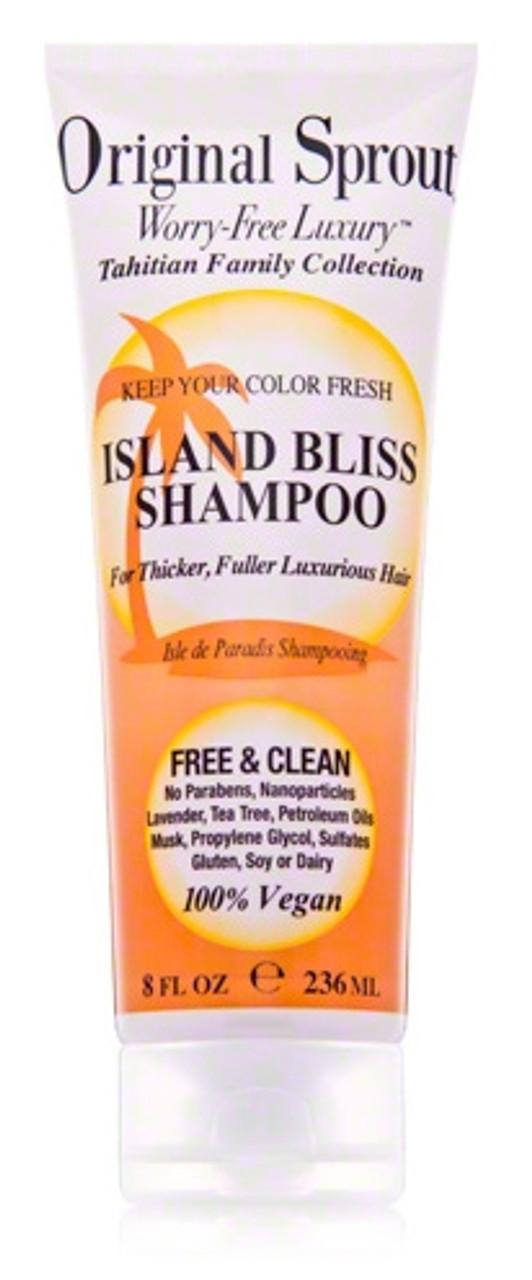 Original Sprout Island Bliss Shampoo