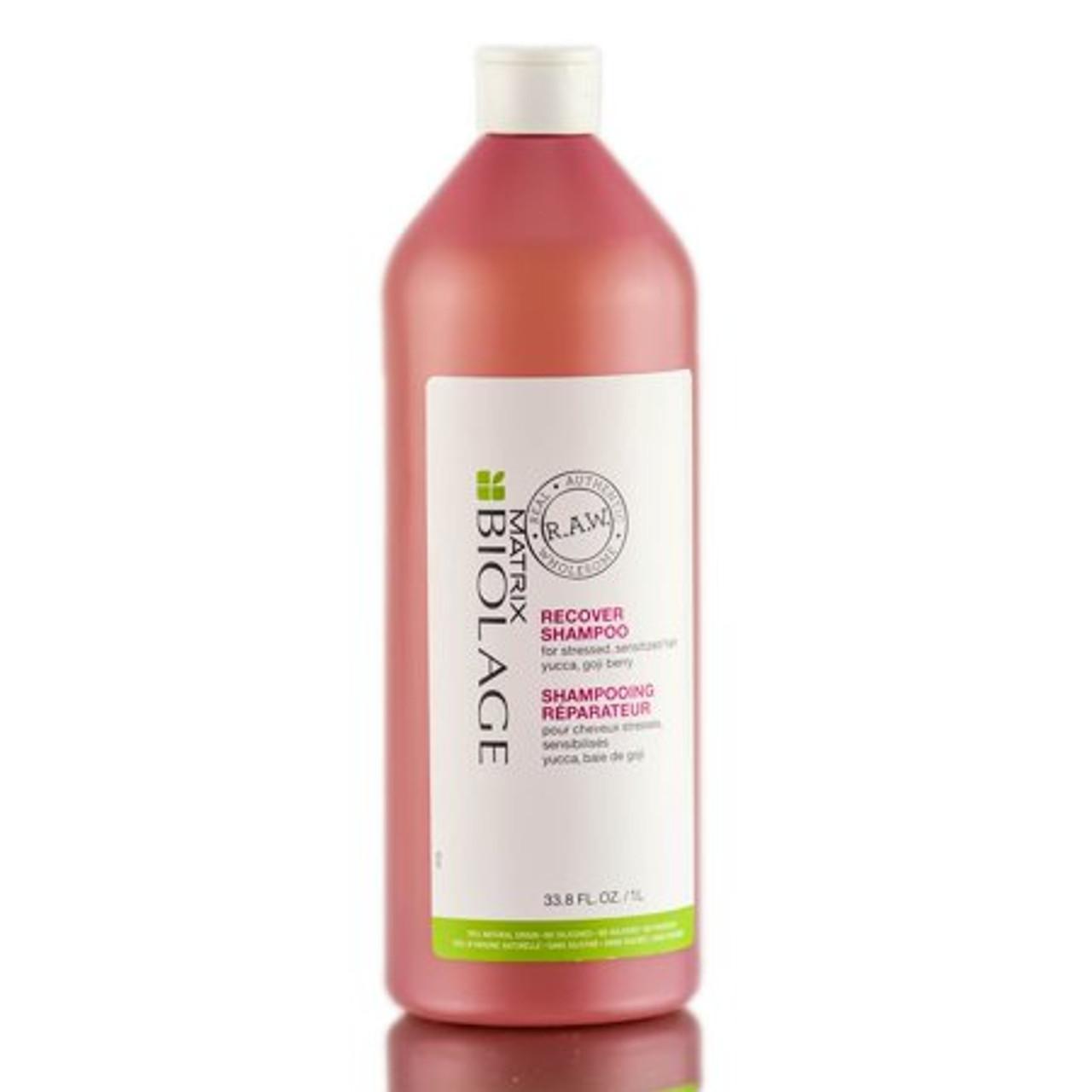 Biolage RAW Recover Shampoo Liter