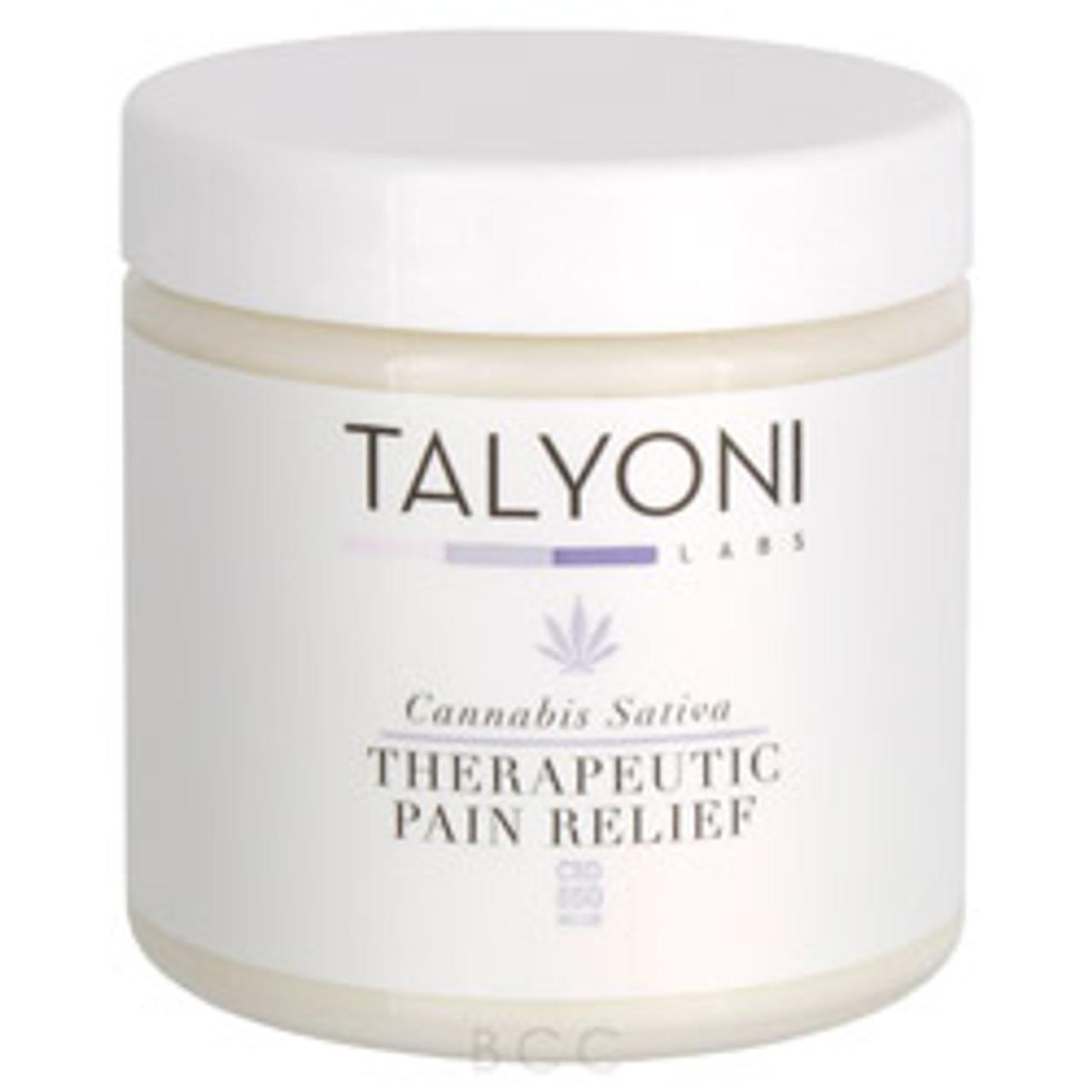 Tay Cbd Pain Relirf Cream 4 Oz