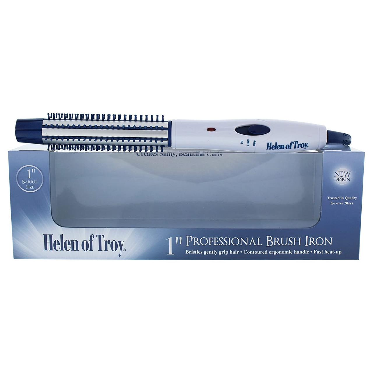 "Helen Of Troy 1"" Professional Brush Iron"
