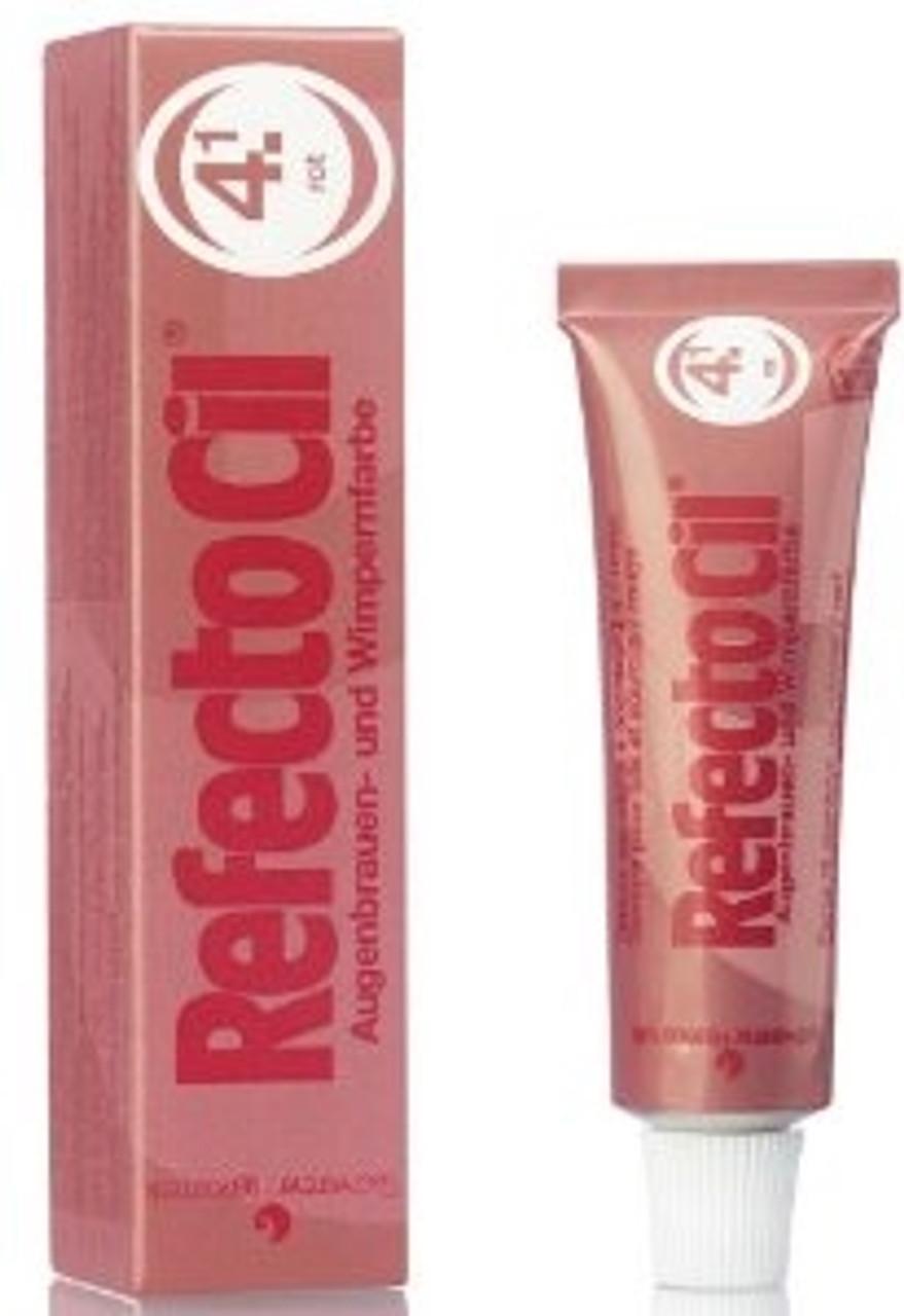 RefectoCil Cream Dye 4.1 - Red