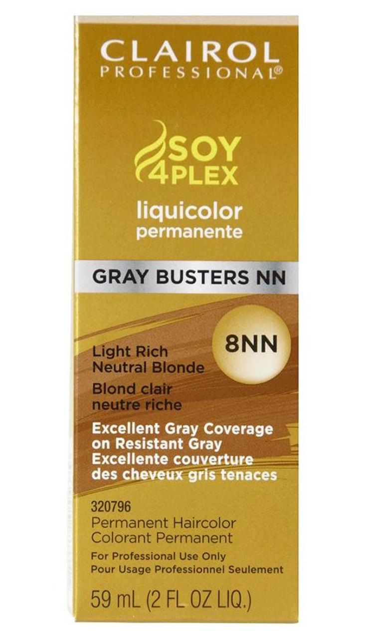 Clairol Color 8NN Light Rich Neutral Blonde - 2 oz