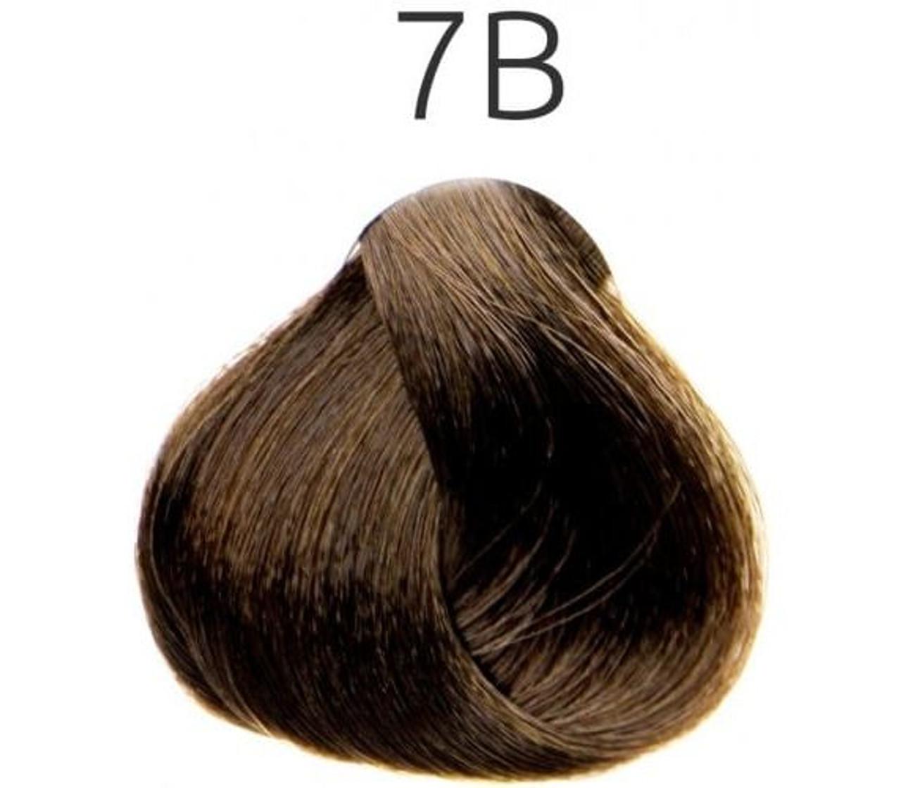 Aloxxi Hair Color 7B