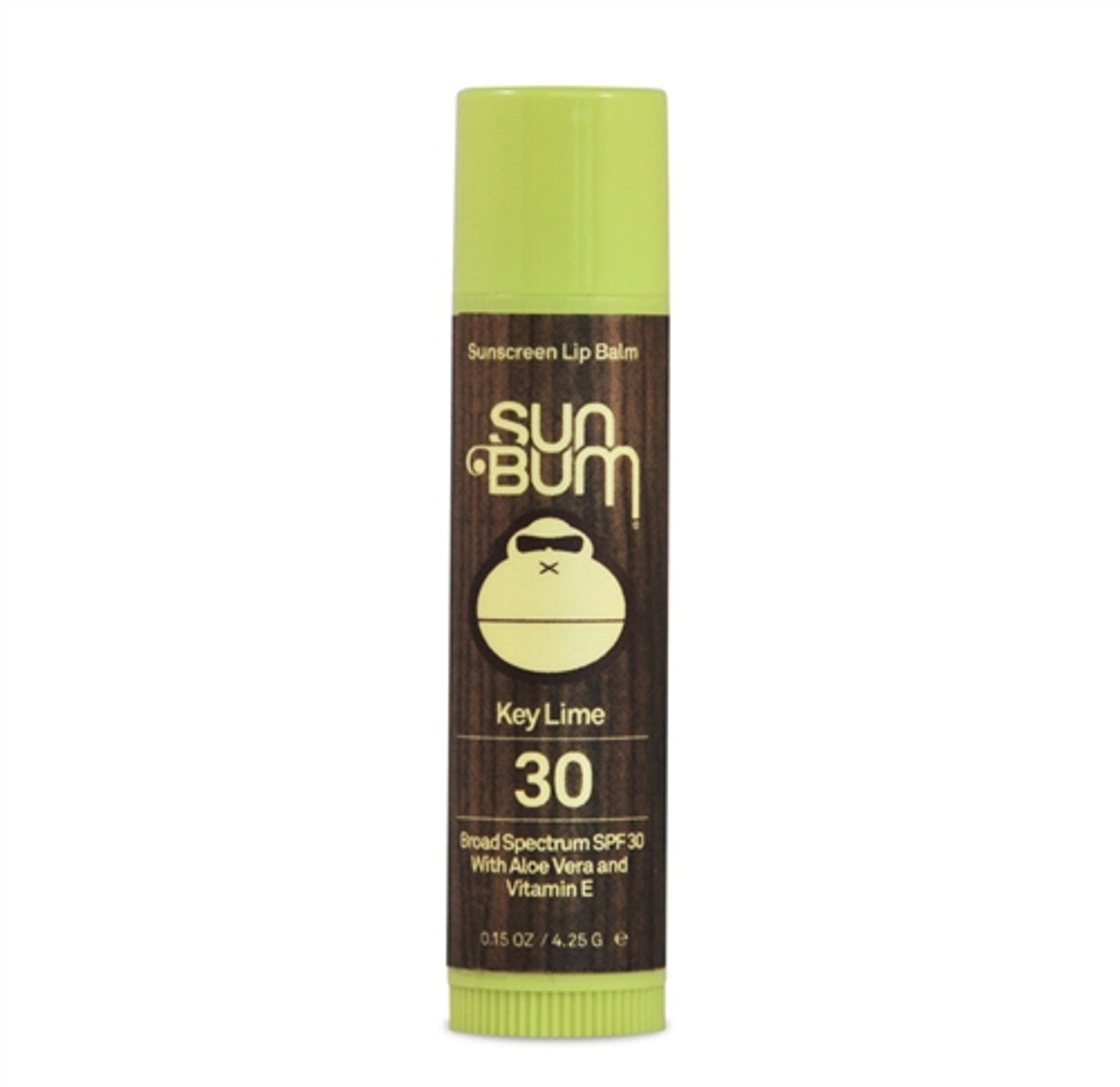 Sun Bum Lip Balm SPF 30 - Key Lime