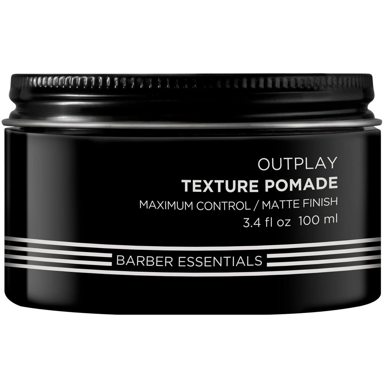 Redken Brews Outplay Texture Pomade 3.4 oz