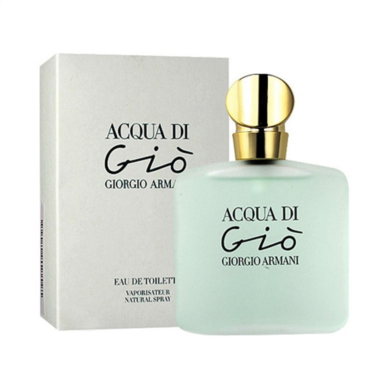 Acqua di Gio Eau de Toilette for Women by Giorgio Armani - 1.15 OZ