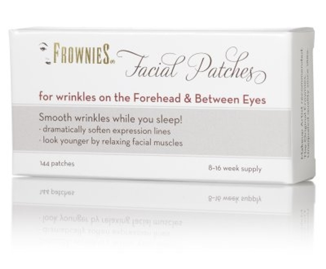 Frownies Facial Patches for Forehead and Between Eyes