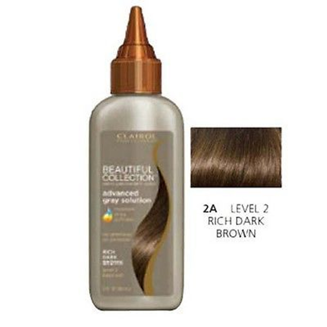 Clairol Beautiful Rich Dark Brown 3 oz