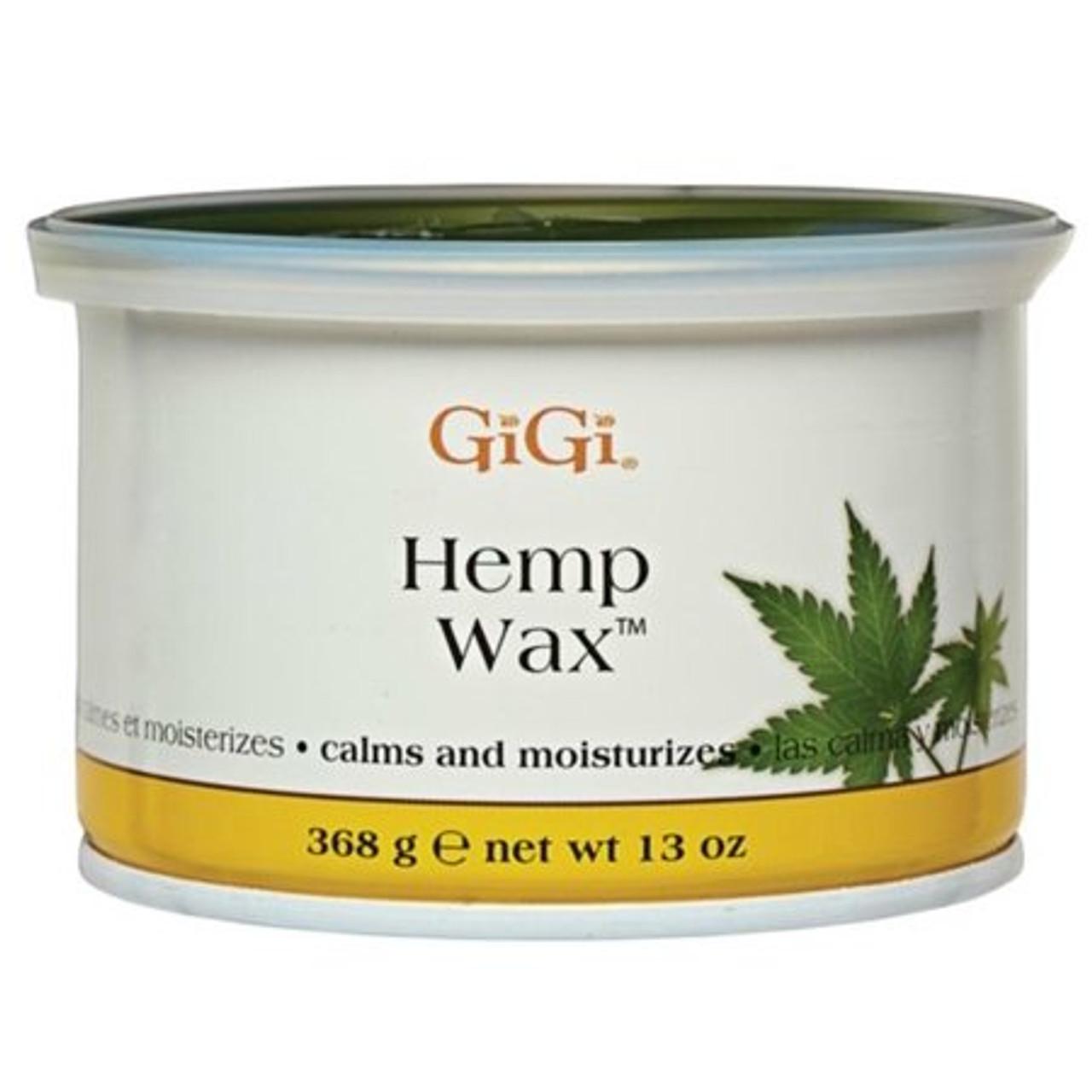 GiGi Hemp Wax