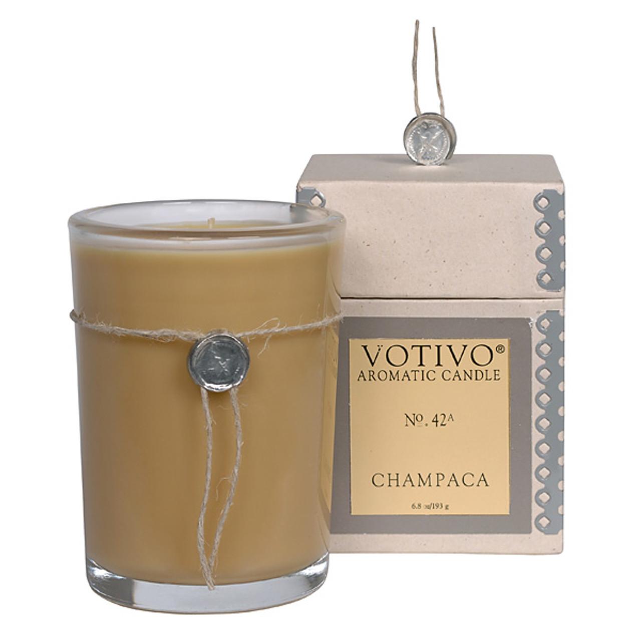 Champaca Aromatic Candle