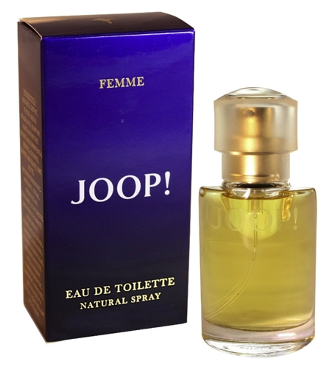Femme Eau de Toilette for Women by Joop! - 3.4 OZ