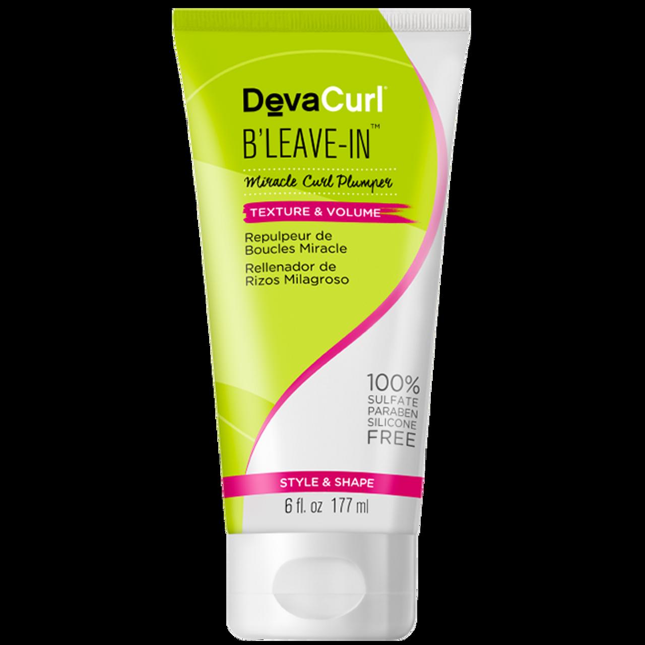 DevaCurl B'Leave in 6 oz