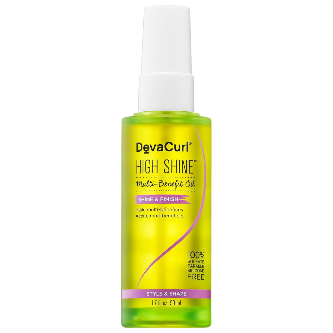 DevaCurl High Shine Spray 1.7 oz