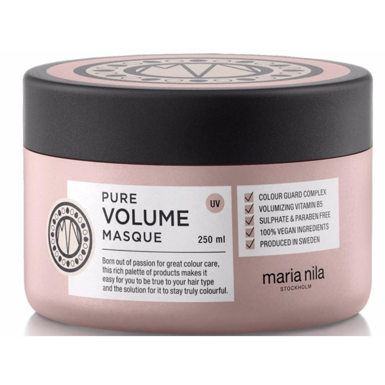 Maria Nila Pure Volume Masque 8.5 oz