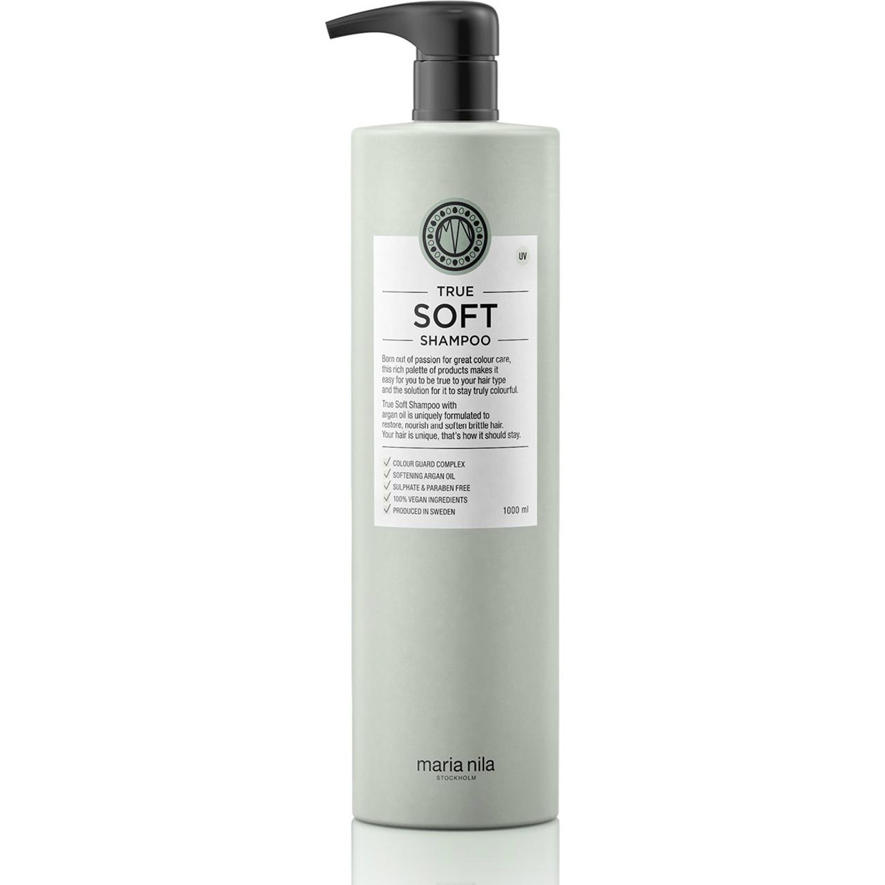 Maria Nila True Soft Shampoo 33.8 oz
