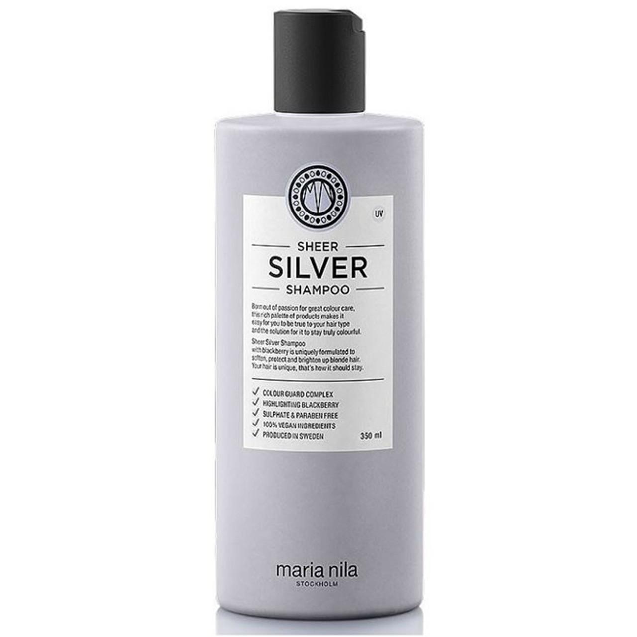 Maria Nila Sheer Silver Shampoo 11.8 oz