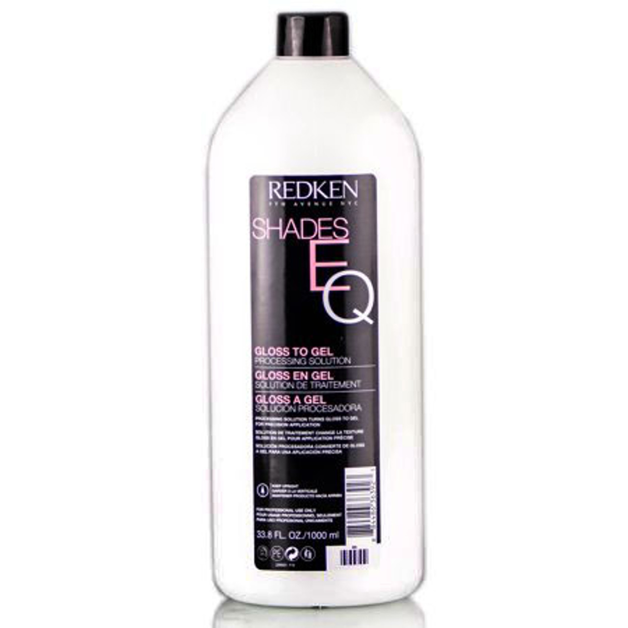 Redken Shades EQ Gloss To Gel Processing Solution - 1 L.
