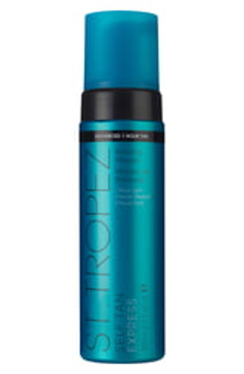 St Tropez Self Tan Express Bronzing Mousse by St. Tropez - 3.3 oz Mousse