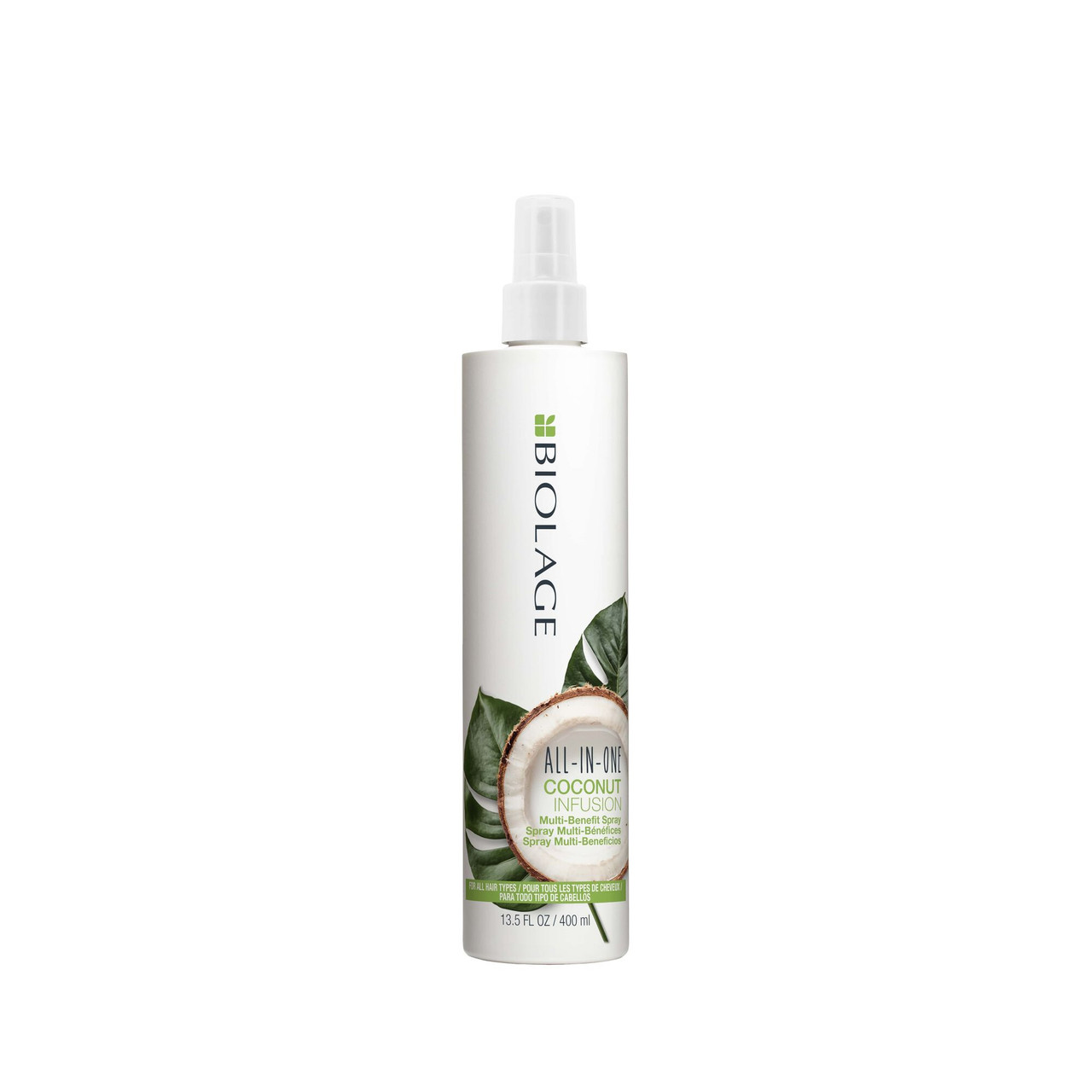 Biolage All-In-One Coconut Infusion Multi-Benefit Spray 13.5 oz