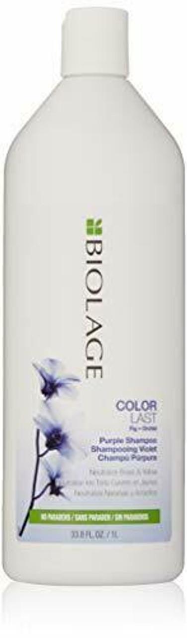 Biolage Color Last Purple Shampoo 1 Liter