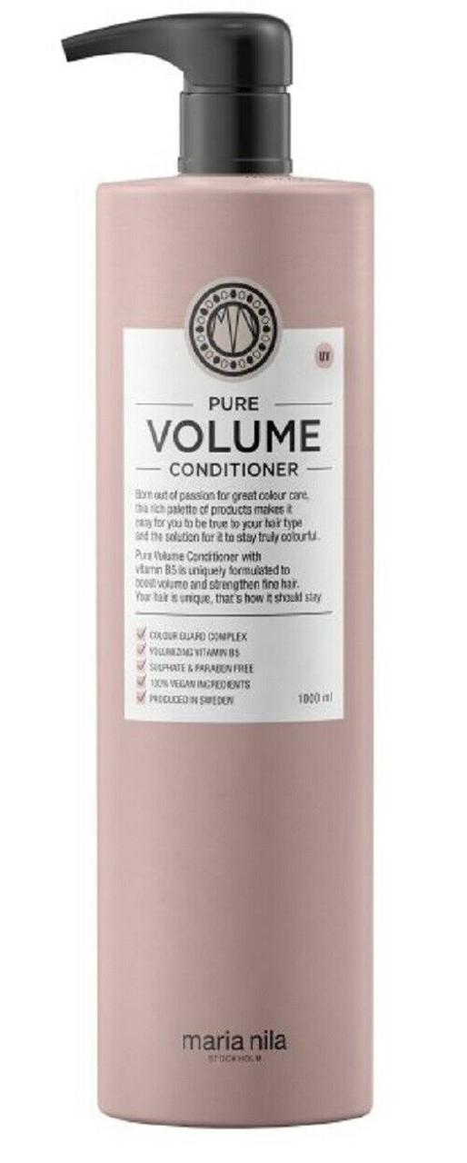 Maria Nila Pure Volume Conditioner Liter