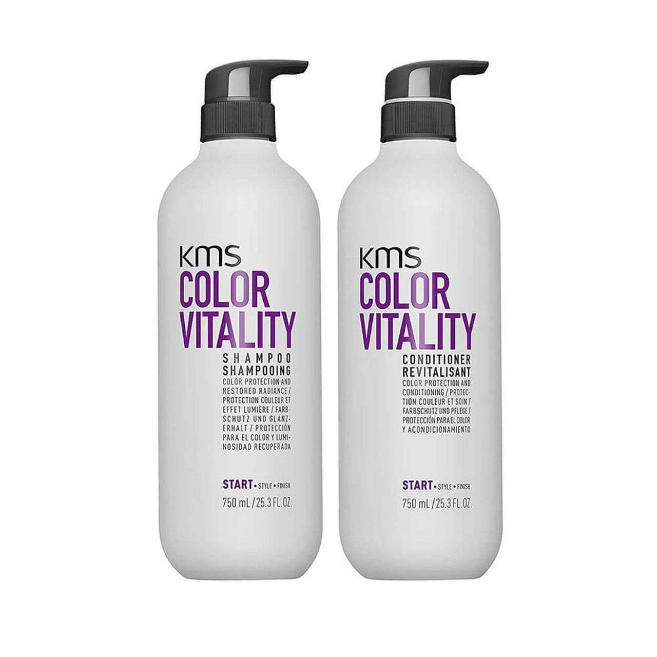 KMS Color Vitality Liter Duo