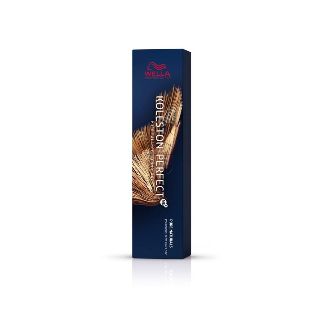 Wella Koleston Perfect ME+ Permanent Creme Hair Color with Free Comb 77/0 Intense Medium Blond/Natural 2 oz