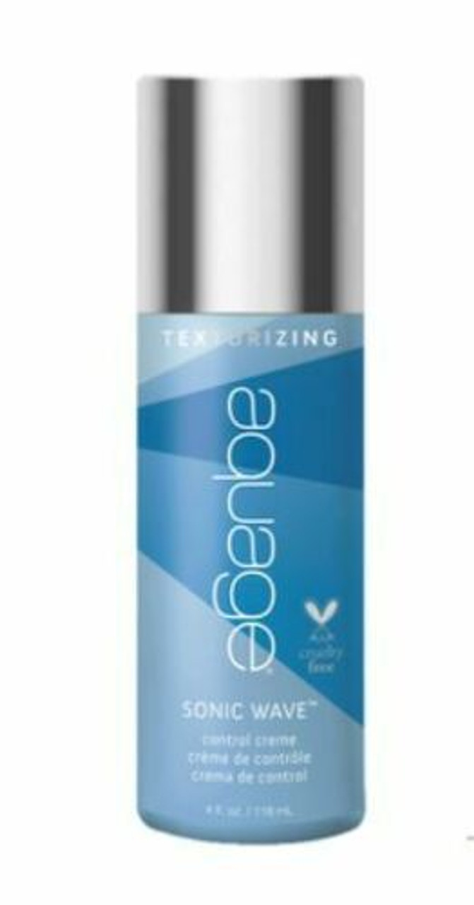 Aquage By Aquage Sonic Wave Control Creme 4 Oz