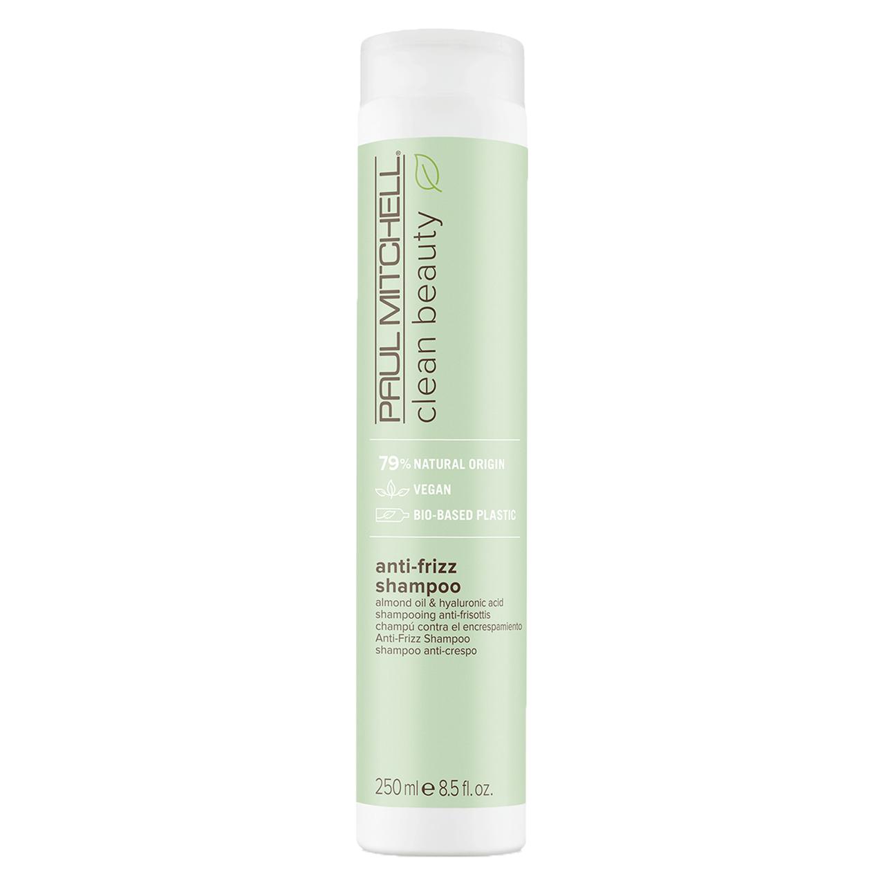 Paul Mitchell Clean Beauty Anti-Frizz Shampoo 8.5 oz