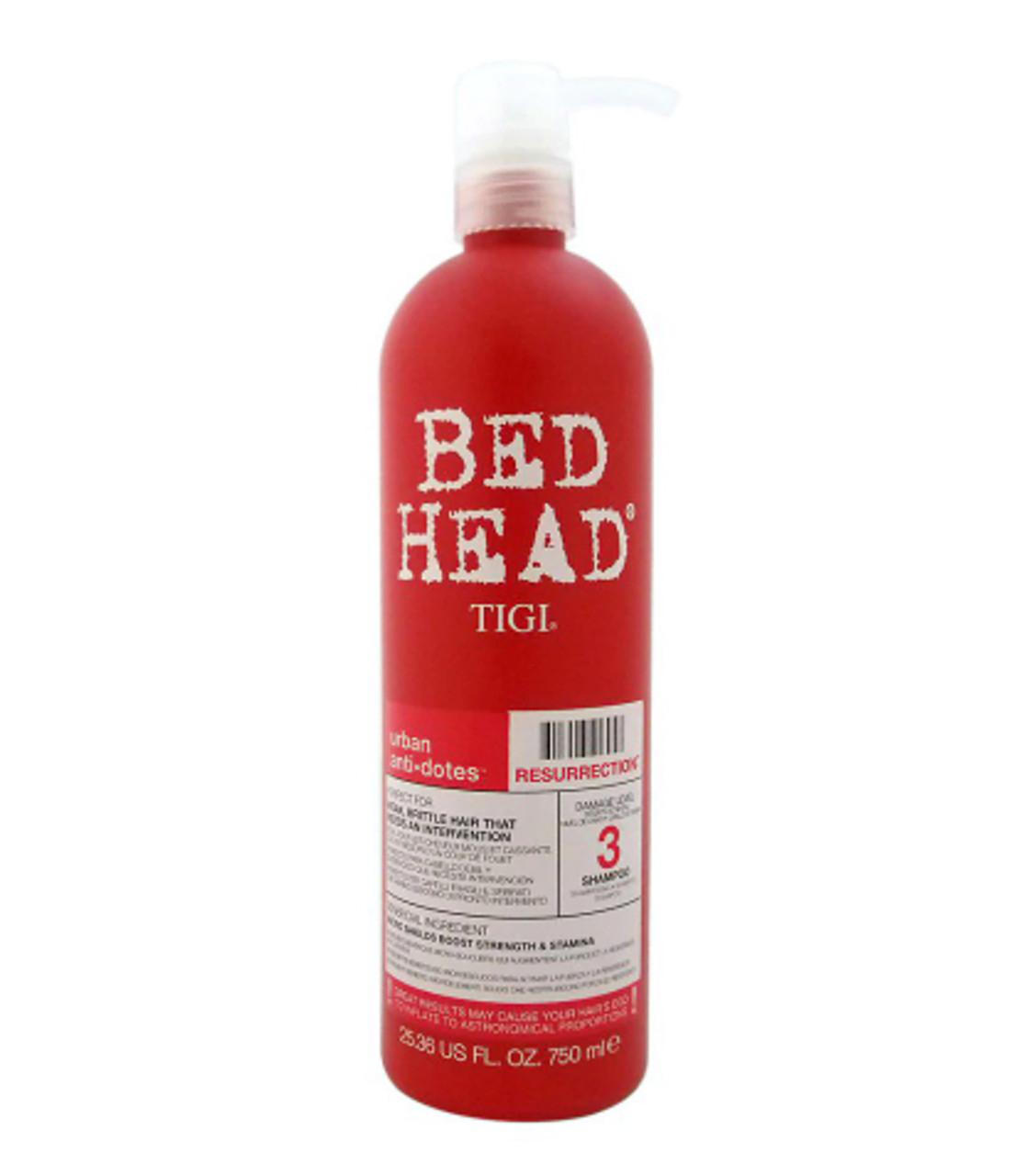 Tigi Bed Head Shampoo Resurrection 25.36 oz